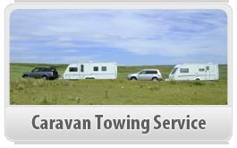 caravan delivery service