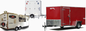commercial trailer towing