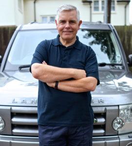 geoff at caravan towing services